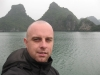 Halong Bay when it is cold!